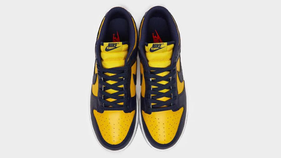 Nike Dunk Low Michigan Middle