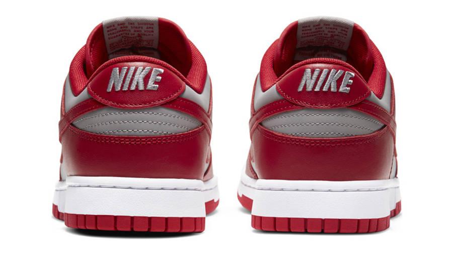 Nike Dunk Low UNLV University Red Back