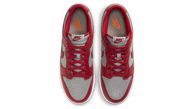 Nike Dunk Low UNLV University Red Middle