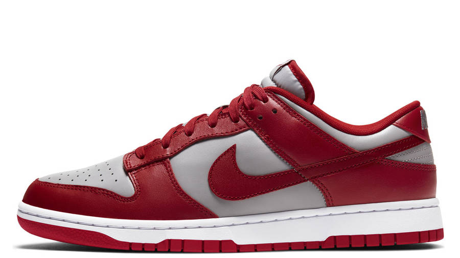 Nike Dunk Low UNLV University Red