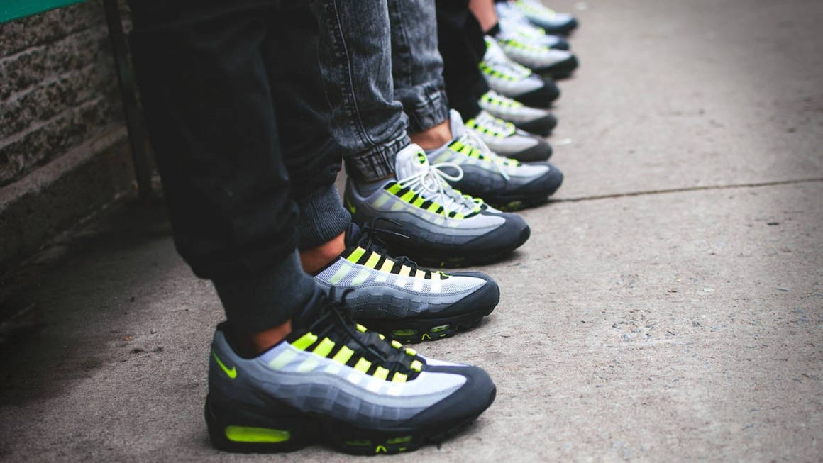 The 25 Best Nike Air Max 95 Colorways of All Time | The Sole Supplier