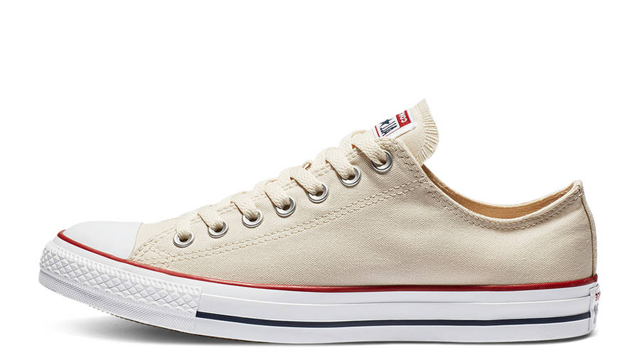 Calamidad Máxima hambruna  Converse Chuck Taylor All Star Low Top Unbleached White | Where To Buy |  M9165C | The Sole Supplier