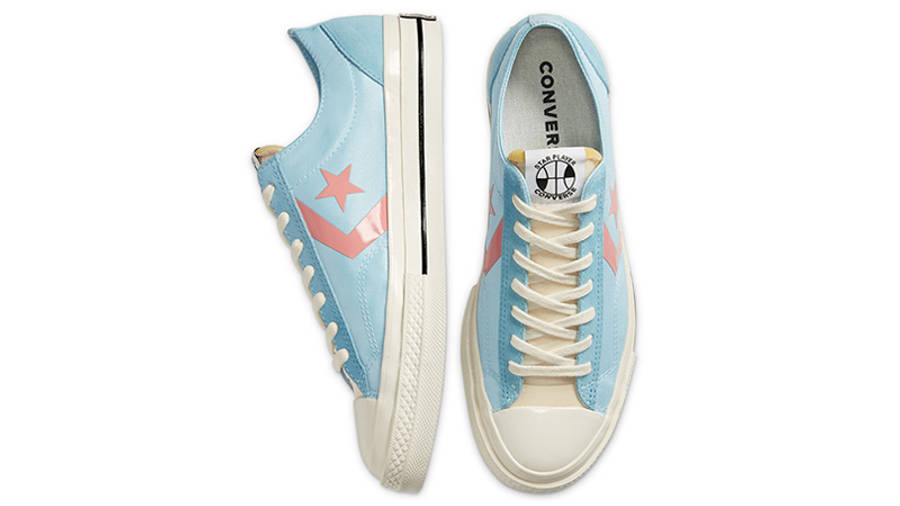 Converse Star Player Low Top OX Blue Peach 167768C middle