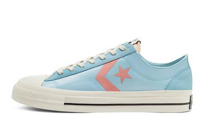 Converse Star Player Low Top OX Blue Peach 167768C