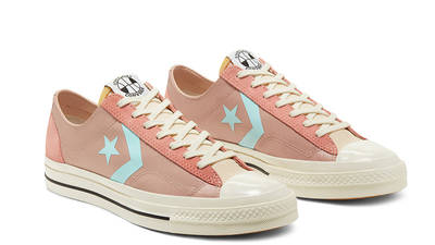 Converse Star Player Low Top OX Frapple Blue 167769C front