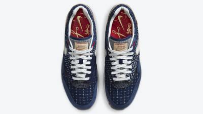 Denham x Nike Air Max 1 Blue Middle