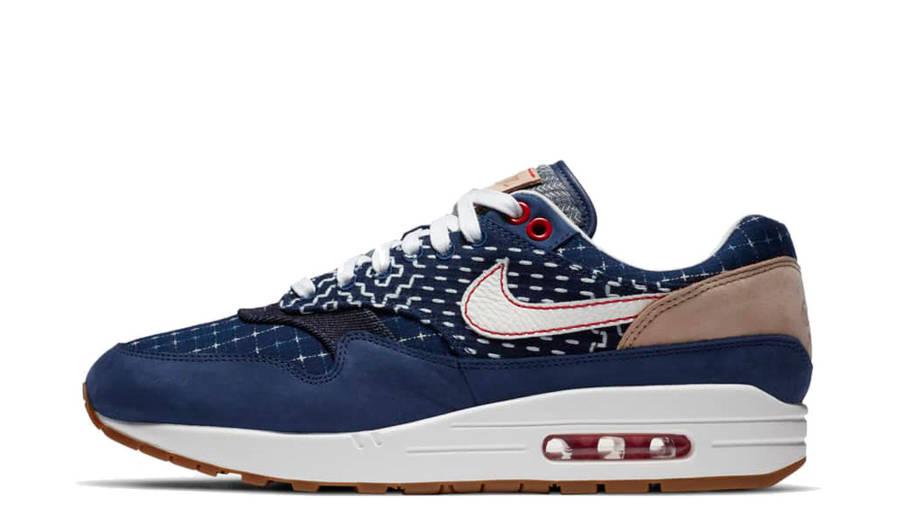 Denham x Nike Air Max 1 Blue