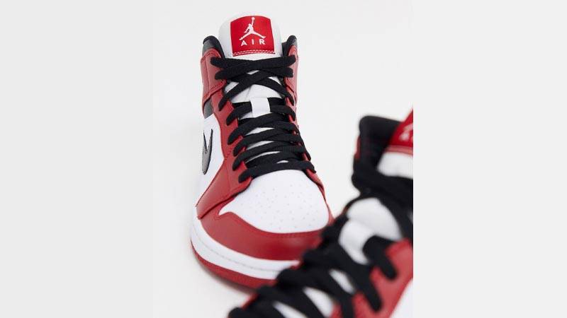 Jordan 1 Mid Chicago 2020 Where To Buy 554724 173 The Sole