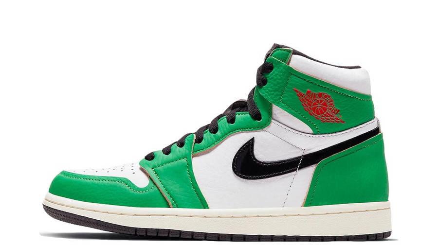 Jordan 1 Retro High OG Lucky Green