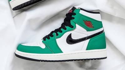 Jordan 1 Retro High OG Lucky Green Lifestyle