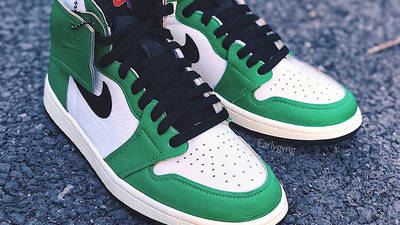 Jordan 1 Retro High OG Lucky Green Top