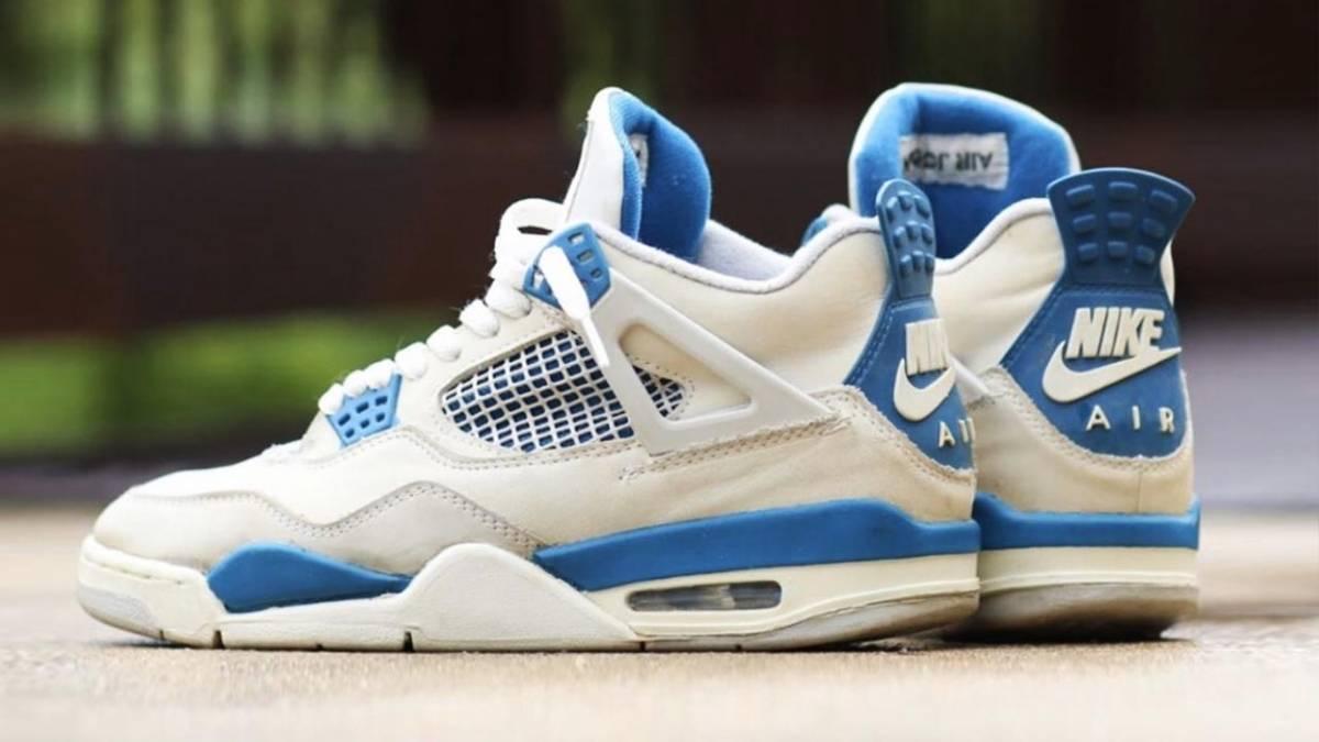 The Air Jordan 4 \
