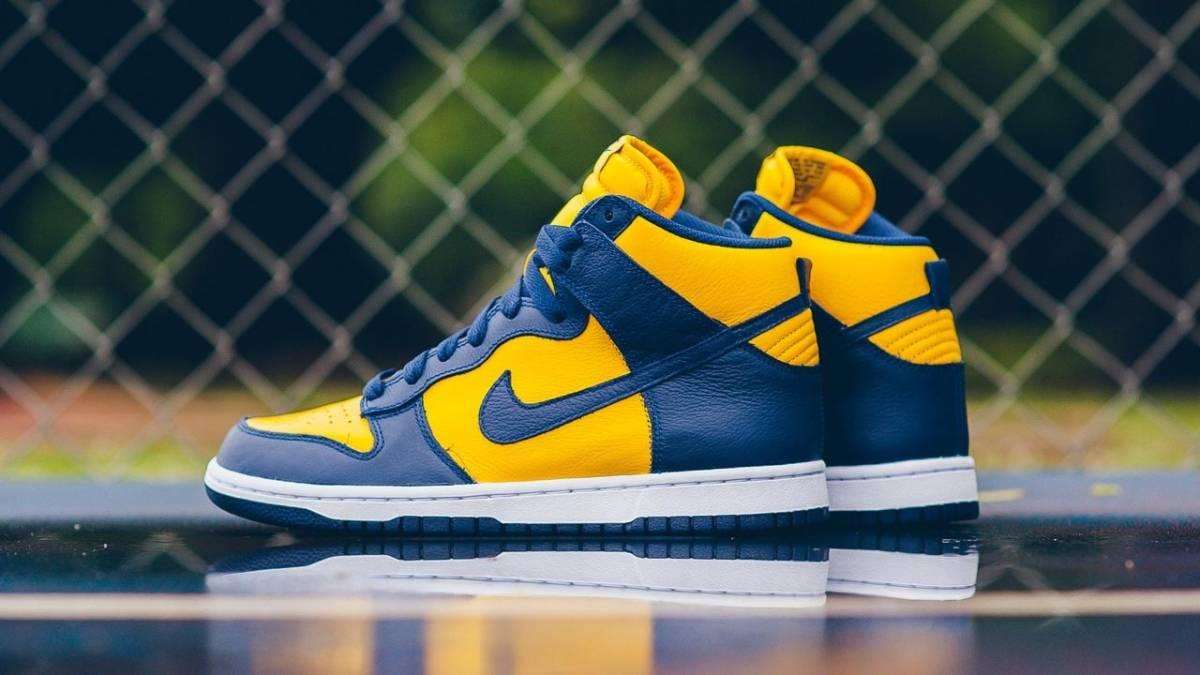 The Nike Dunk High \