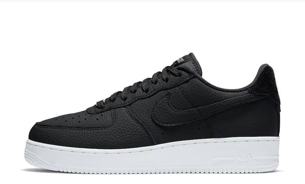 Nike Air Force 1 07 Craft Black White