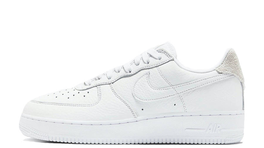 Nike Air Force 1 07 Craft White Vast Grey   Where To Buy ...