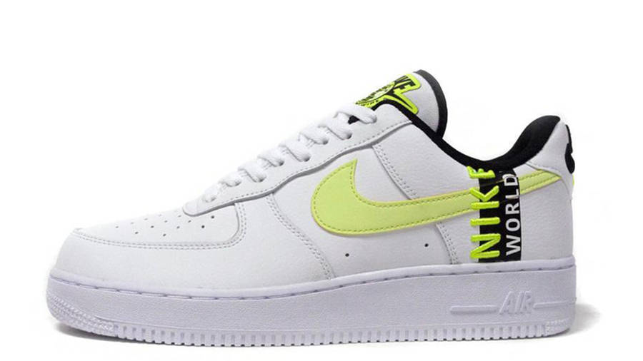 different types of nike air force