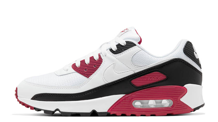 Nike Air Max 90 New Maroon | Where To Buy | CT4352-104 | The Sole ...