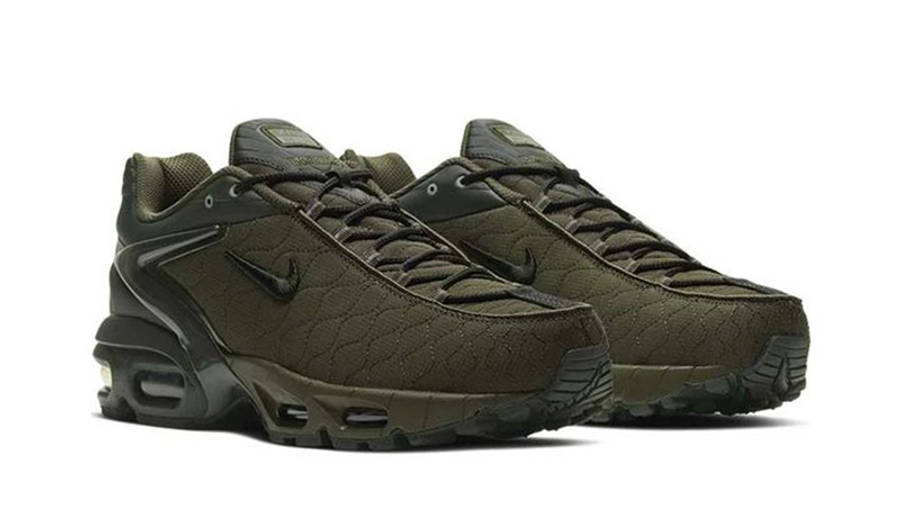 Nike Air Max Tailwind 5 Olive Sequoia CQ8713-200 front