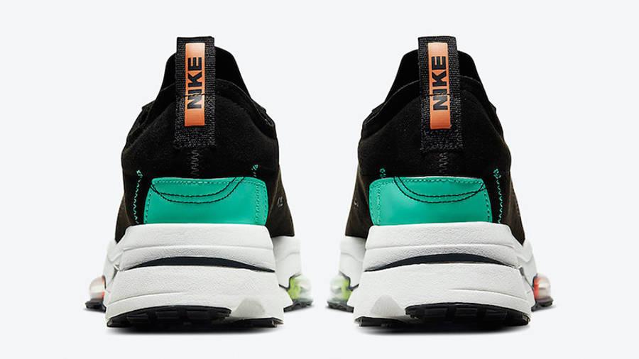 Nike Air Zoom Type Black Menta CJ2033-010 back
