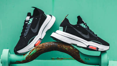 Nike Air Zoom Type Black Menta Lifestyle
