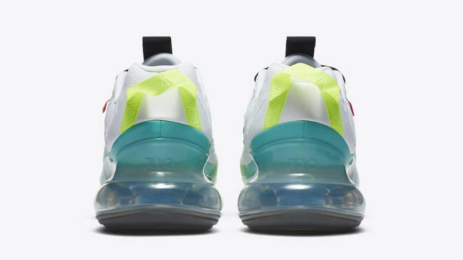 Nike MX-720-818 Worldwide White Blue Fury Back