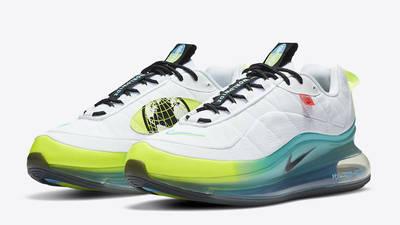 Nike MX-720-818 Worldwide White Blue Fury Front