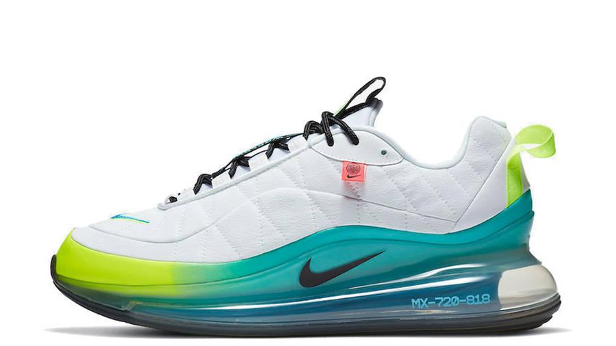 Nike MX-720-818 Worldwide White Blue Fury