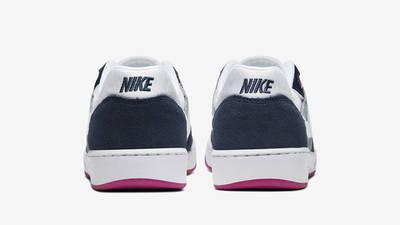 Nike SB GTS Return Premium Navy Pink Back