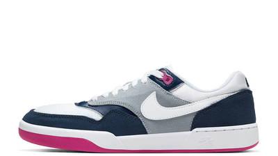 Nike SB GTS Return Premium Navy Pink