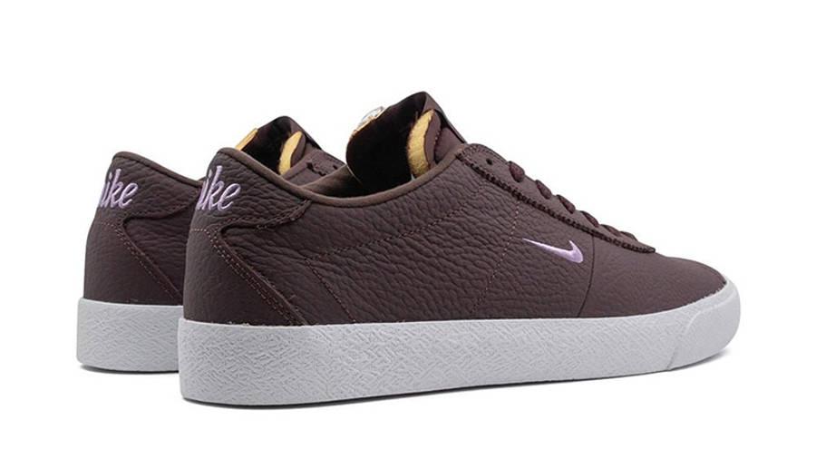 Nike SB Zoom Bruin Mahogany AQ7941-202 back
