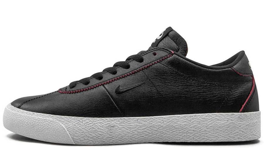 Nike SB Zoom Bruin NBA Chicago Bulls Black AR1574-001
