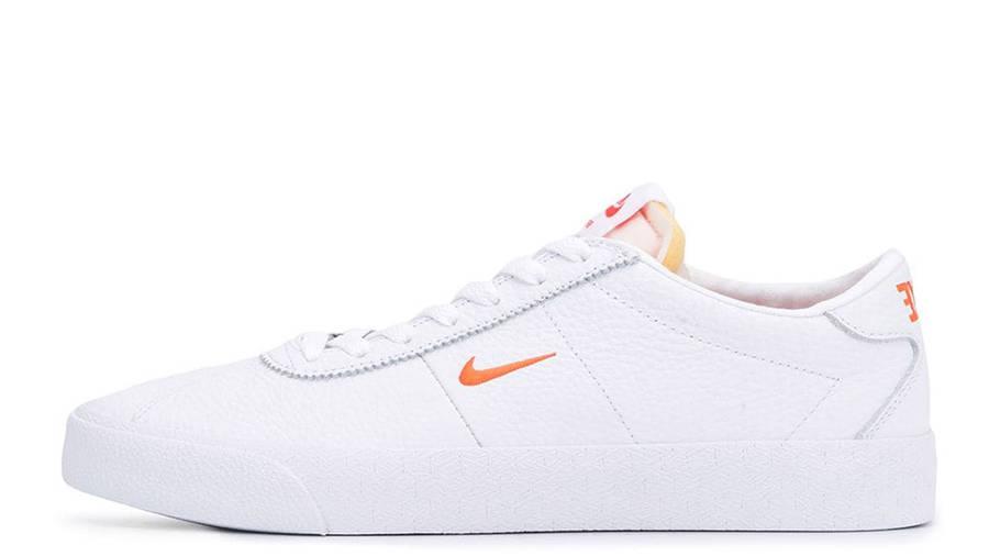 Nike SB Zoom Bruin White Orange AQ7941-101