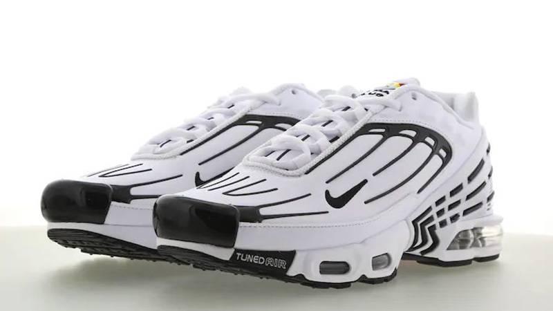 Nike TN Air Max Plus 3 White Black