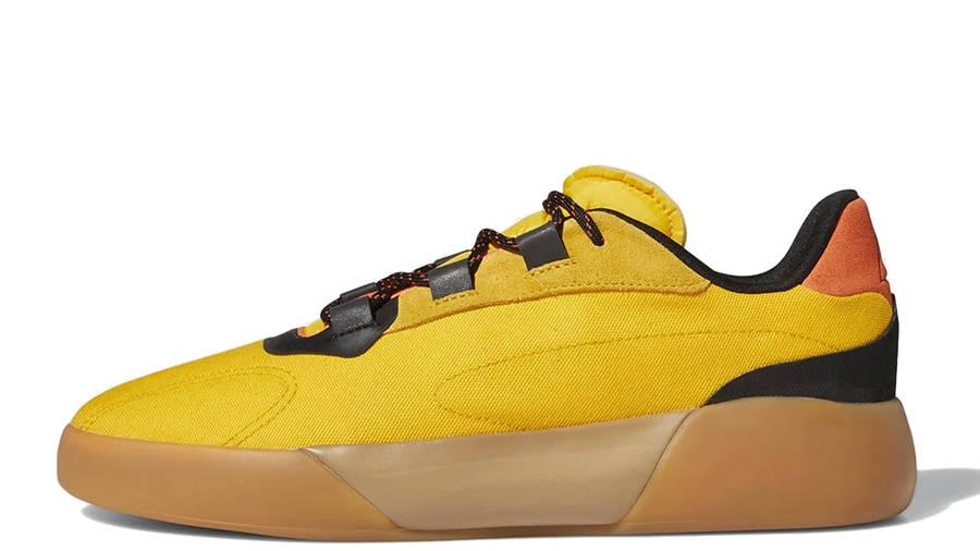 Pharrell x adidas Presha Hu Yellow