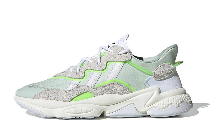 adidas Ozweego White Green EF4288