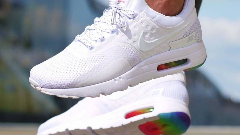 Nike Air Max 720 Be True Drops Just In Time For Pride