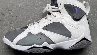 Jordan 7 Flint 2021 First Look