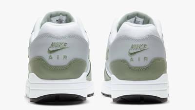 Nike Air Max 1 Premium White Spiral Sage Back