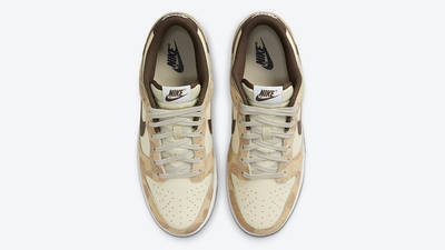 Nike Dunk Low Animal Pack 2021 Beach Baroque Brown DH7913-200 Top