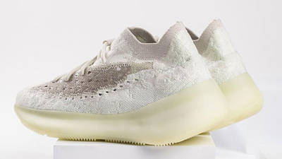 Yeezy Boost 380 Calcite Glow Lifestyle Back