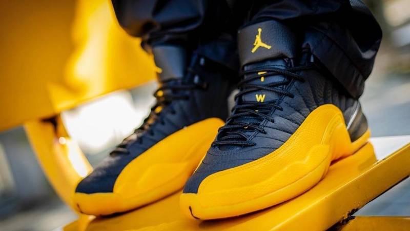 The Air Jordan 12 University Gold Is Releasing This Week The