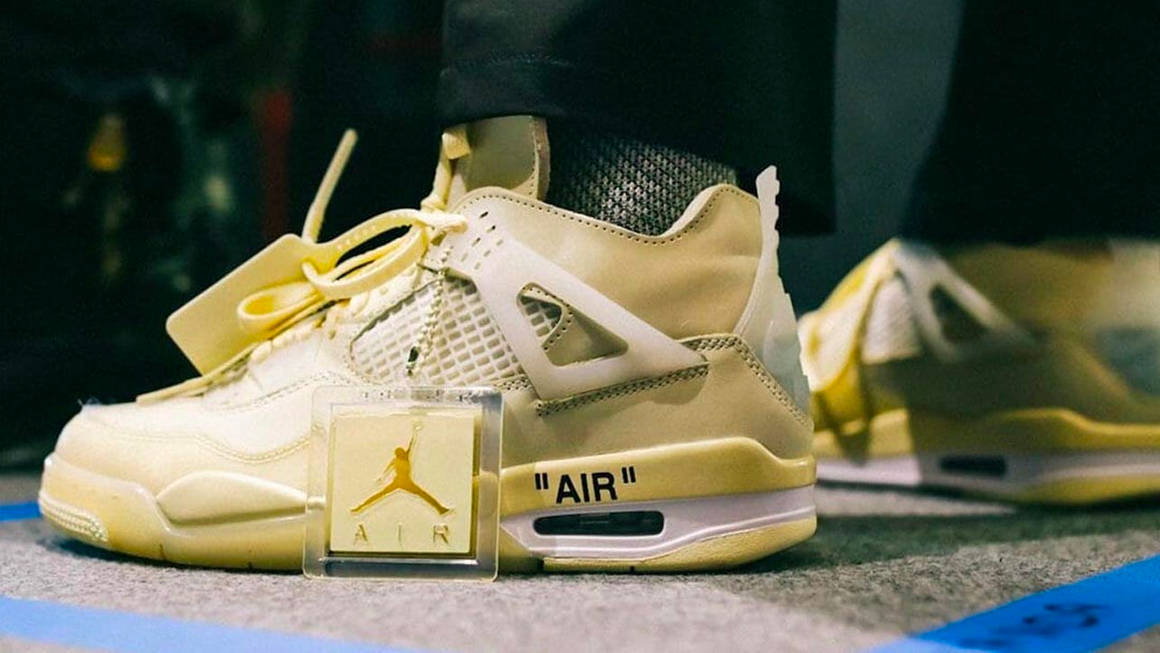 How to Cop the Off-White x Air Jordan 4