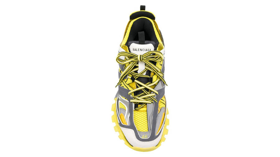 Balenciaga Track Yellow Grey Middle