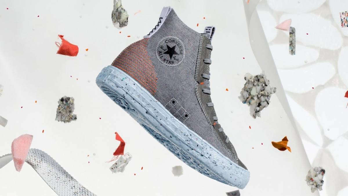 Space Age Sustainability Lands on the Converse Chuck Taylor