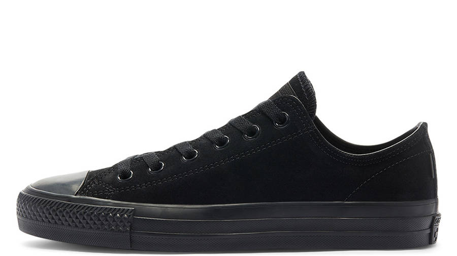 Converse Cons CTAS Pro Ox Low Top Triple Black 161579C