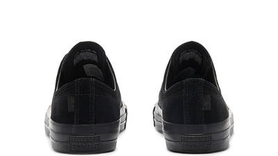 Converse Cons CTAS Pro Ox Triple Black 161579C back