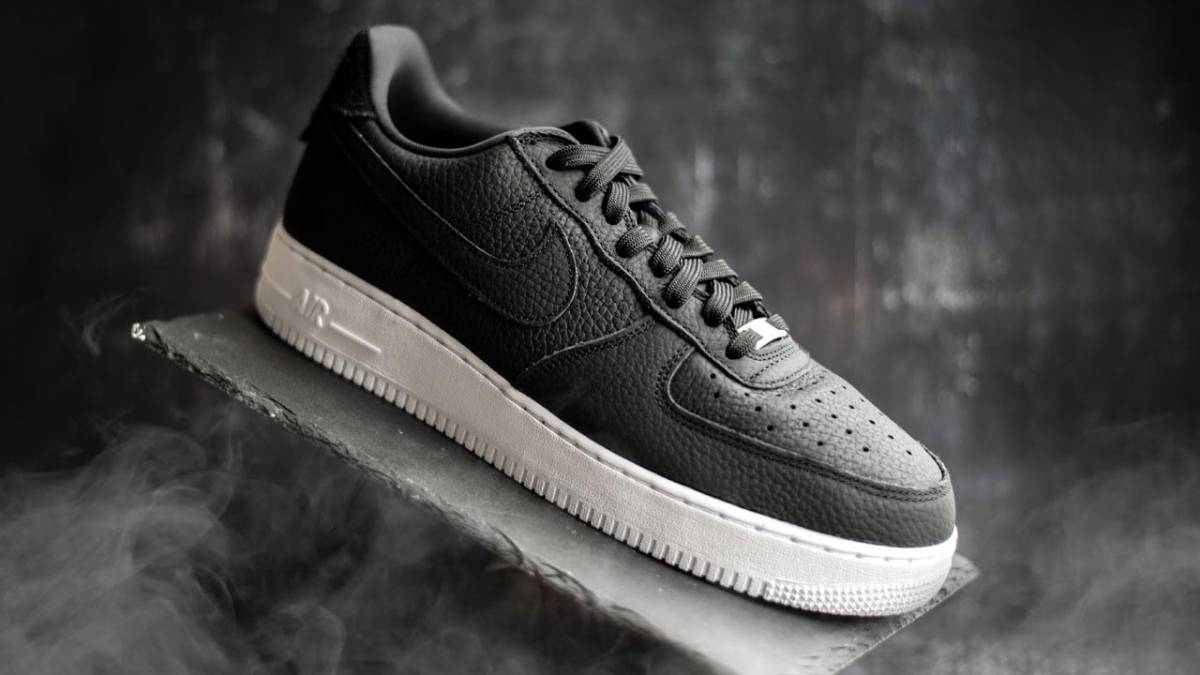 An Exclusive Look at the Nike Air Force 1 '07 Craft