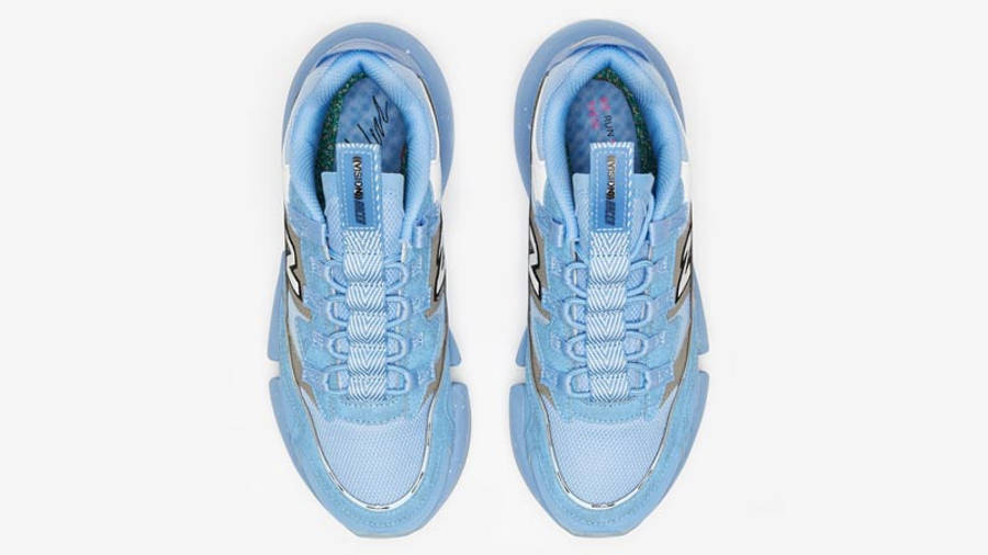 Jaden Smith x New Balance Vision Racer Wavy Baby Blue Middle