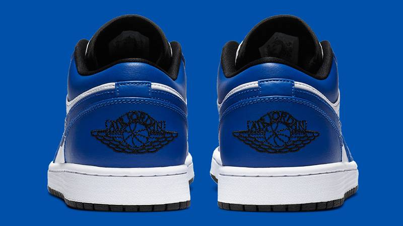 air jordan 1 low gs game royal