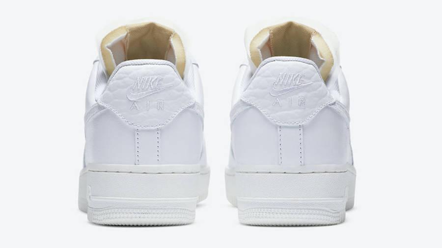 Nike Air Force 1 07 LX White Onyx Back